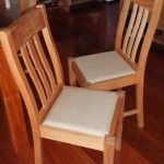 Joinery Services - Chairs in Macrocarpa